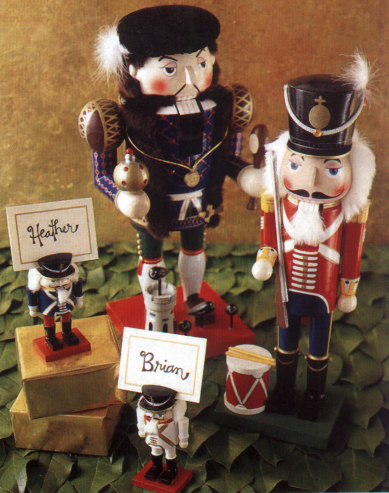 Bombay Nutcrackers -Henry 8th and -Soldier (1999)