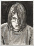 Edward 3 (Charcoal on paper - 2006)