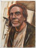 John C Moore v1 (Acrylic on paper - 2005)