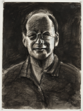 Dark Tom v2 (Charcoal on paper - 1997)